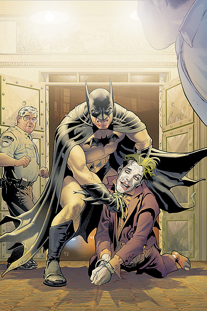 Batman recommended reads Dead to Rights