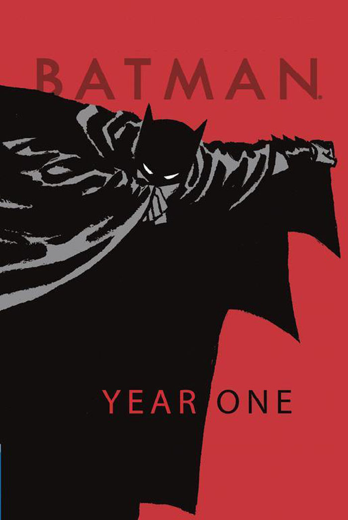 Batman recommended reads Year One