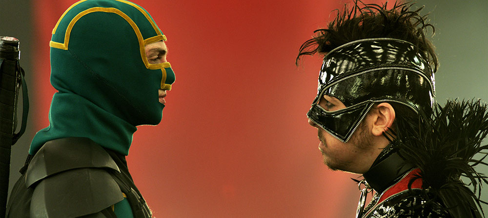 Kick-Ass 2 review header
