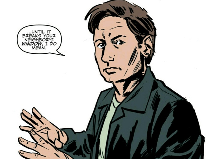 Review The X-Files Season 10 issue 1 img 1