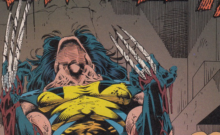 Wolverine Fatal Attraction