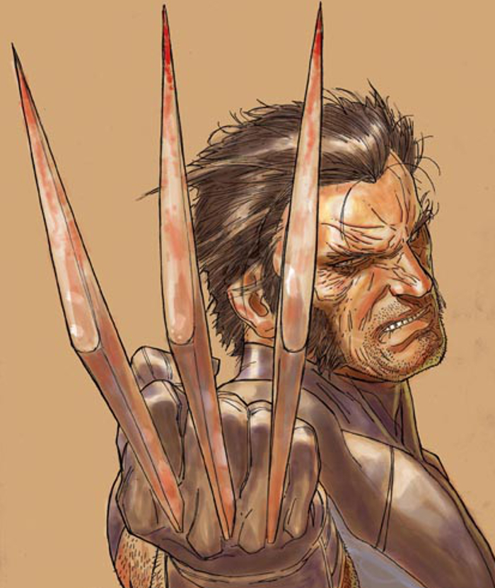 Wolverine Weapon X comic
