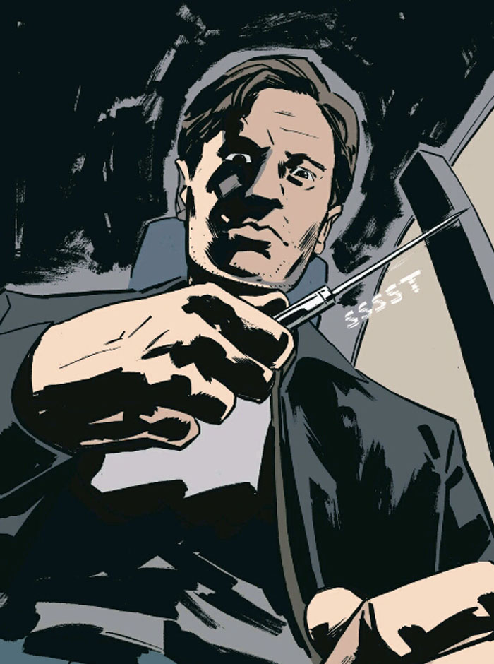 X-Files Season 10 issue 3 img 3