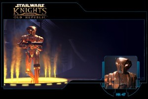 Star Wars - KotOR - HK-47