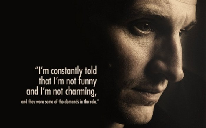 Doctor Who Quotes About Love Simple Opinion  Why I Still Love Christopher Eccleston