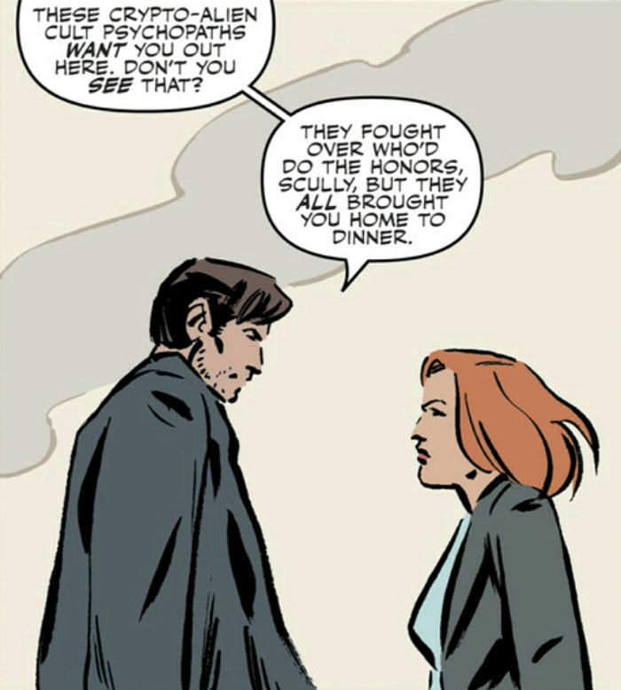 X-Files Season 10 issue 5 img 2