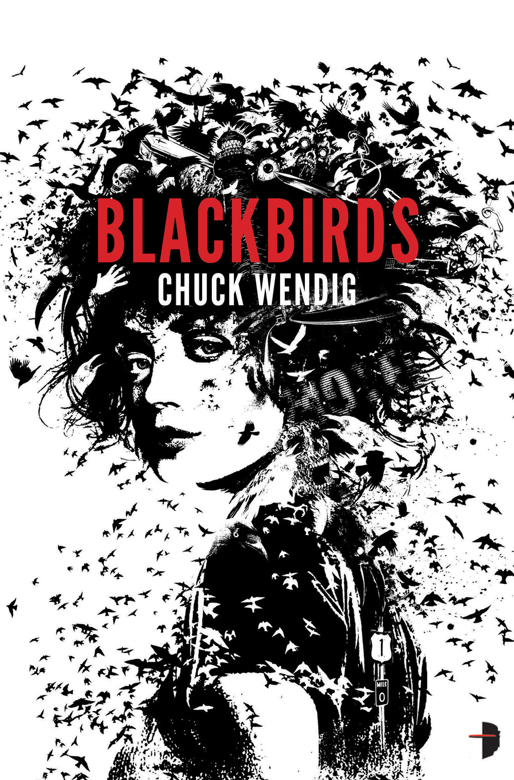 Blackbirds Chuck Wendig cover