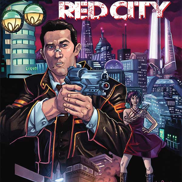 Red-City