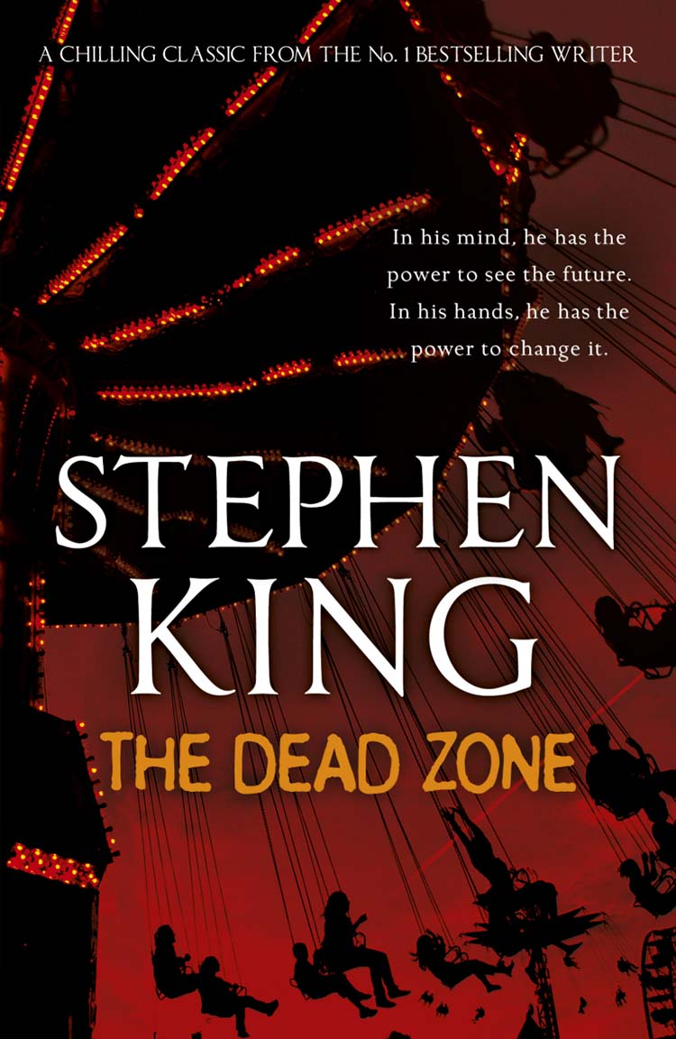 Book Cover Art Zone ~ Retrospective the dead zone by stephen king