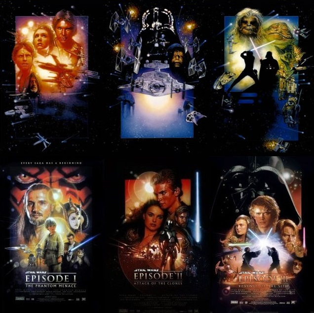 Star Wars EU - Films