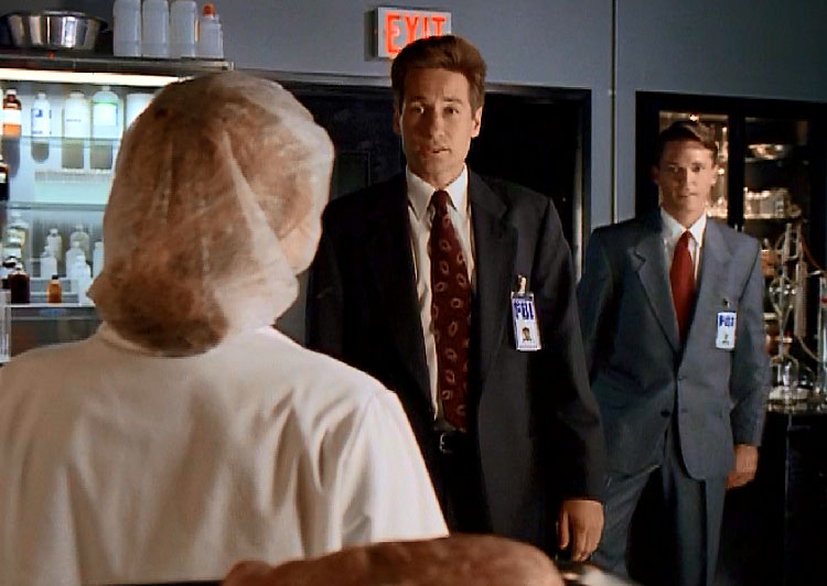 X-Files season 2 Sleepless img 1