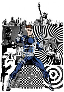 Jim Steranko Nick Fury