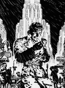 Jim Steranko Red Tide