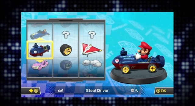 MK8 customisation