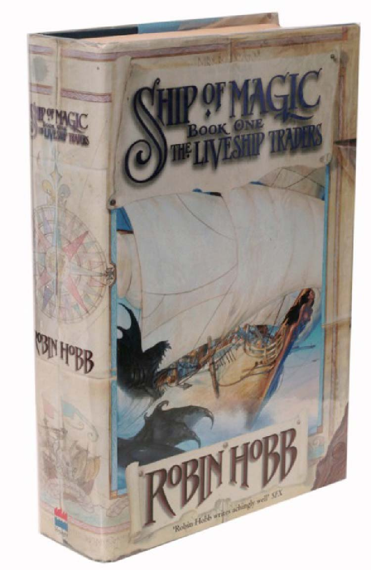 Ship of Magic Robin Hobb