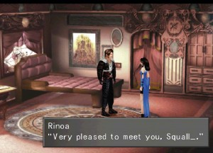 Final Fantasy VIII gamer article