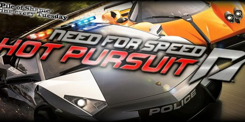 Need for Speed Hot Pursuit cops