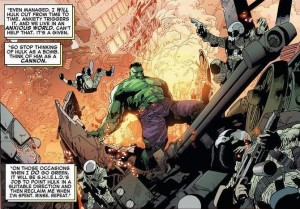 Indestructible hulk spread