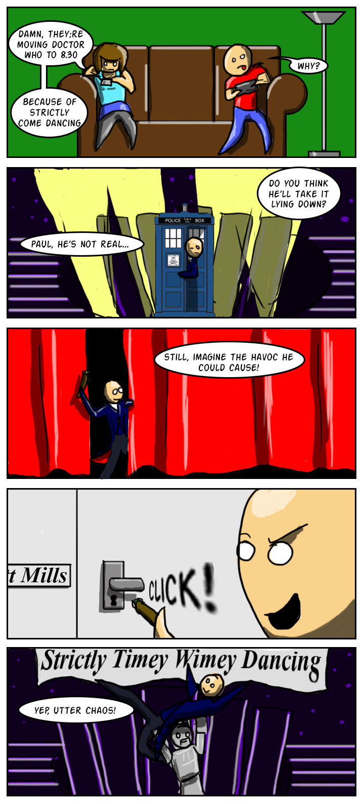 Strictly-timey-wimey-dancing