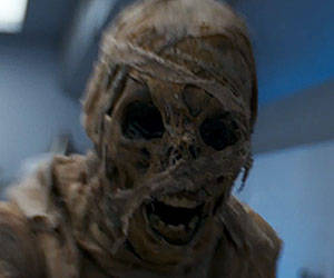 """Are you my Mummy?"" - Actually quoted by The Doctor"