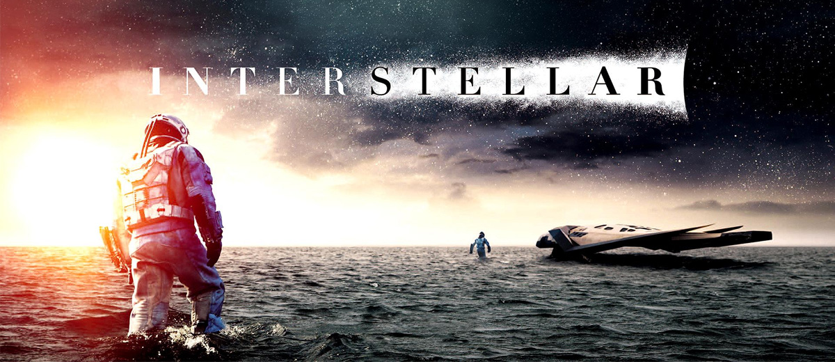 Disclaimer: there is no interstellar travel in this film.