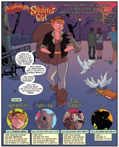 The Unbeatable Squirrel Girl issue 1 img 1