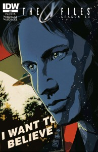 X-Files season 10 issue 20 img 1