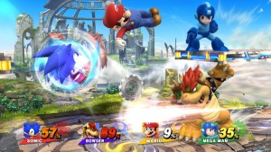 super smash bros wii u review screen