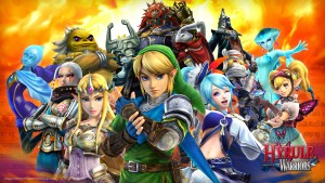 Hyrule Warriors - one game that has had me coming back for more - a refreshing feeling.