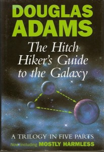 The hitchhikers guid to the Galaxy